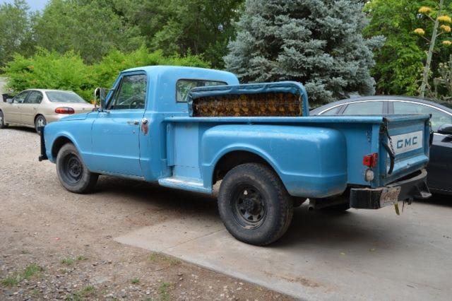 1967 Gmc Pickup Long Bed Truck 1967 C2500 Classic Gmc