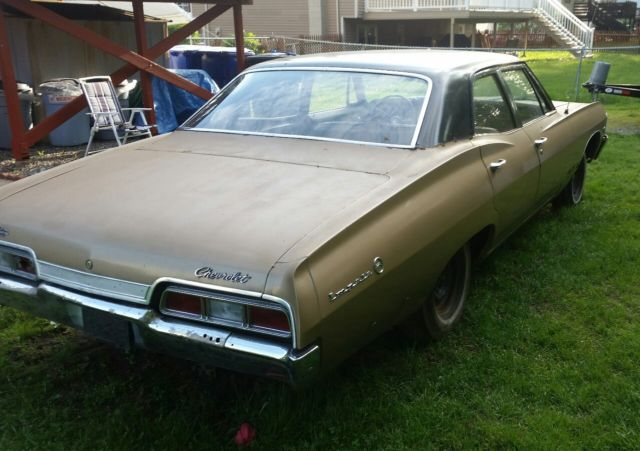 1967 impala 4 door sedan classic chevrolet impala 1967 for sale. Black Bedroom Furniture Sets. Home Design Ideas