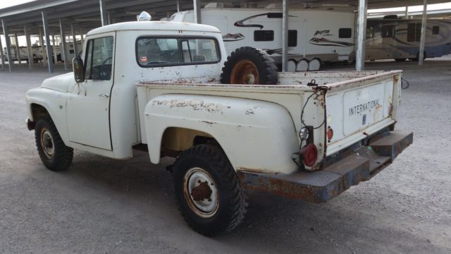1967 international pickup truck 908B - Classic ...