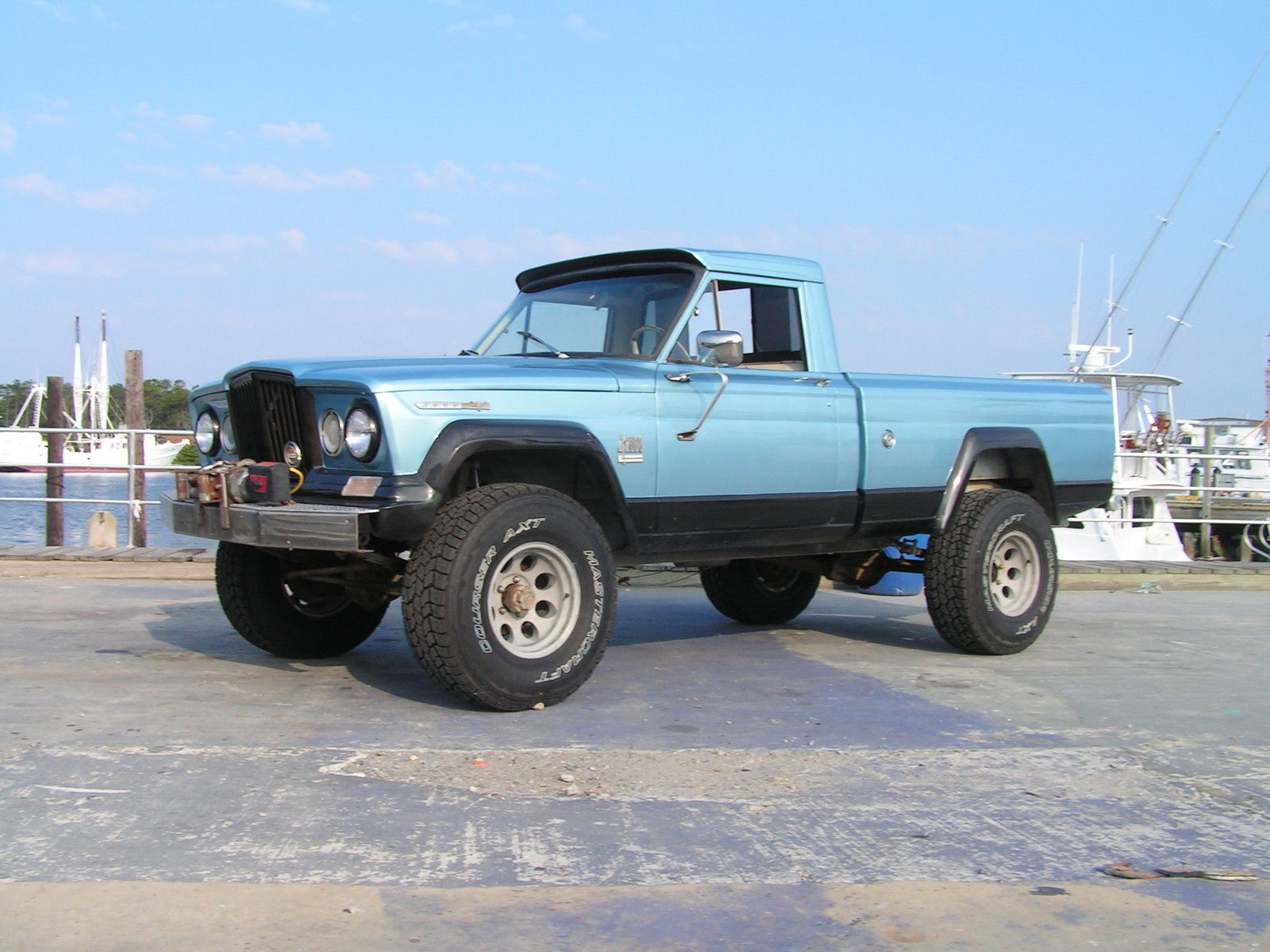 1967 Jeep Gladiator Base 5 3l Classic Jeep Other 1967
