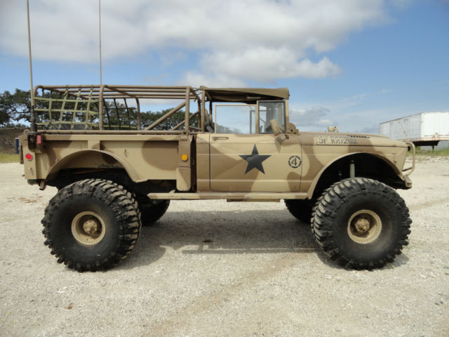 1967 Jeep Jeep Kaiser M715 Classic Jeep Other 19670000