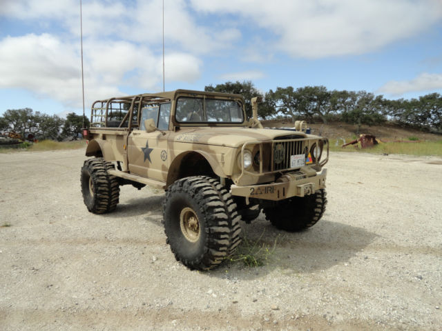 Jeep Jeep Kaiser M on Custom Jeep Kaiser M715