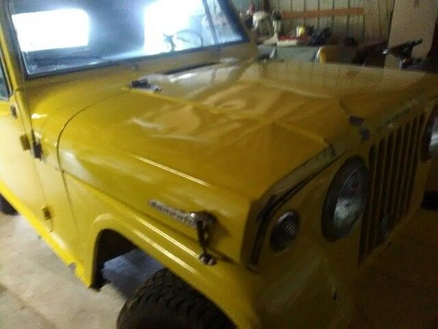 1967 jeepster commando convertible with low miles classic jeep wrangler 1967 for sale. Black Bedroom Furniture Sets. Home Design Ideas