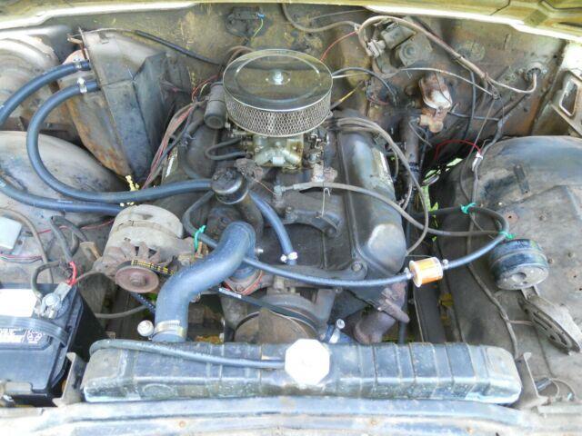 Flatbed Truck For Sale >> 1967 KAISER JEEP GLADIATOR J-2000 4WD Flatbed Pickup/Truck ...