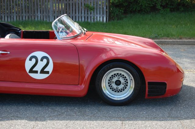 1967 Kit Car Porsche Replica Convertible On Vw Beetle Bug Chassis
