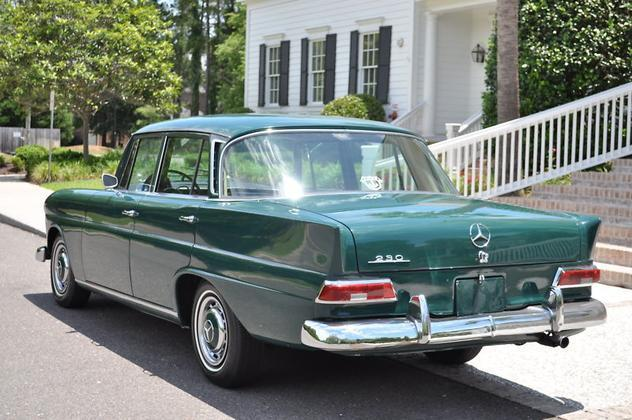 """Ford San Marcos >> 1967 Mercedes Benz 200-series W110 chassis 230 """"Heckflosse ..."""