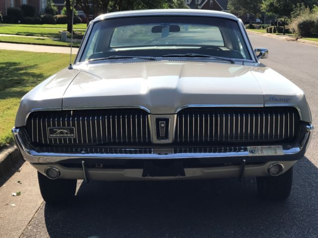 1967 Mercury Cougar Motor Trend Car Of The Year First Year