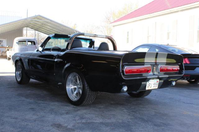 1967 Mustang Convertible Gt 500 Eleanor Custom Built