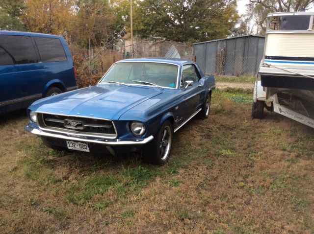 1967 mustang custom built - Classic Ford Mustang 1967 for sale