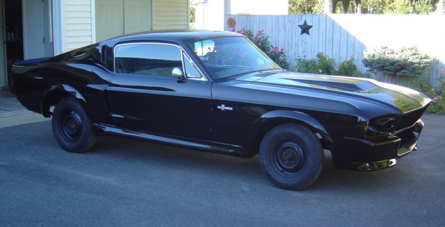1967 Mustang Custom Shelby Eleanor Fastback - Classic Ford ...