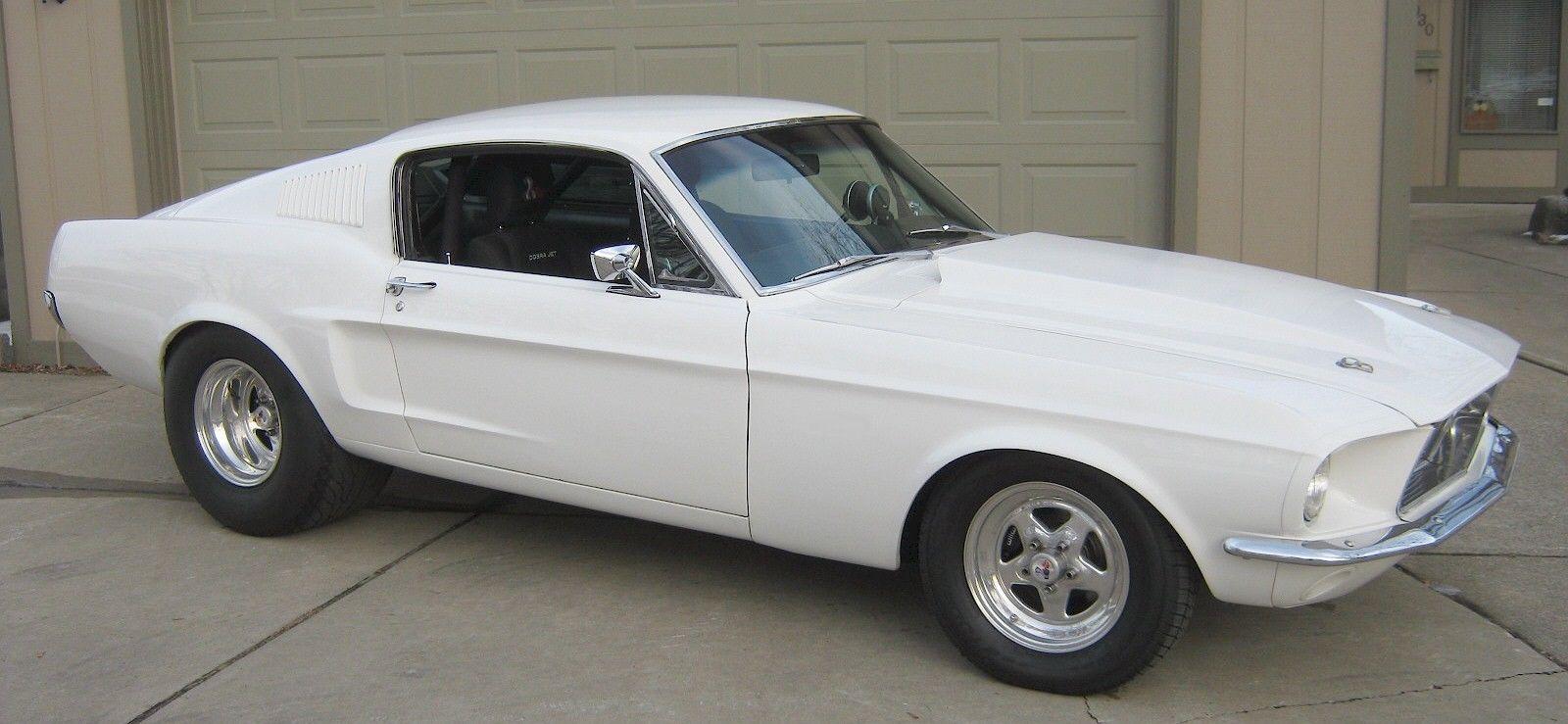 1967 Mustang Eleanor Color Code