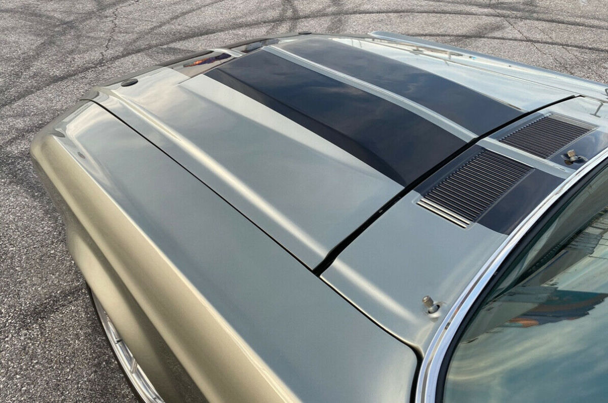 1967 Mustang Eleanor Engine