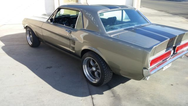 1967 Mustang Or Shelby Gt500 Eleanor Recreation Coupe