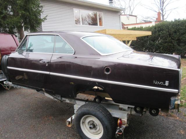 1967 NOVA LS1 TCI PRO TOURING CLIP /TORQUE ARM 3 LINK REAR
