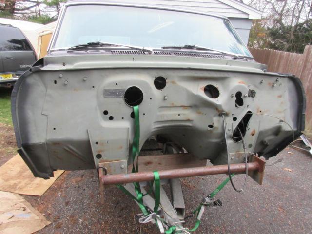 1967 Nova Ls1 Tci Pro Touring Clip Torque Arm 3 Link Rear