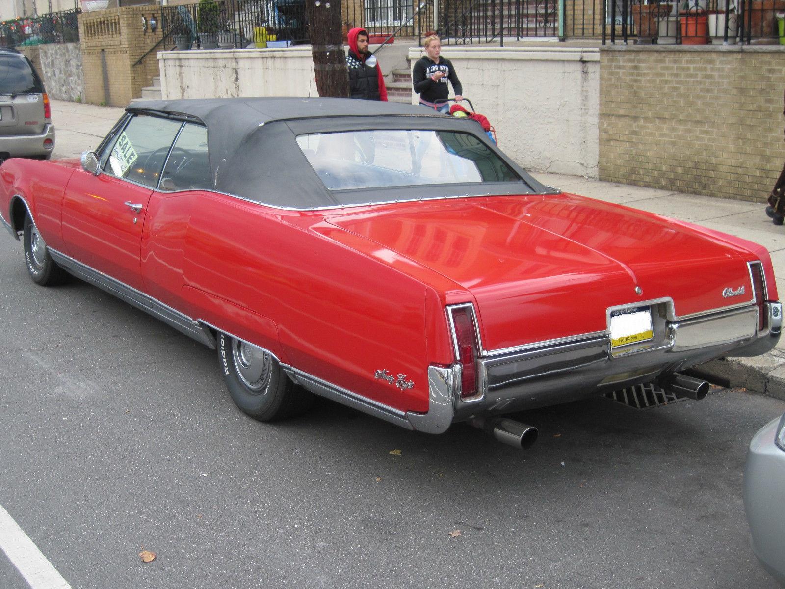 1967 Oldsmobile 98 Convertible Classic Oldsmobile Ninety