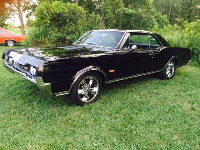 1967 Oldsmobile Cutlass 442 #s Matching, SHOW QUALITY
