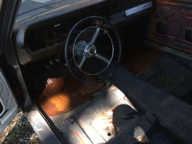 1967 Plymouth Barracuda parts or drag car Mopar A body dodge