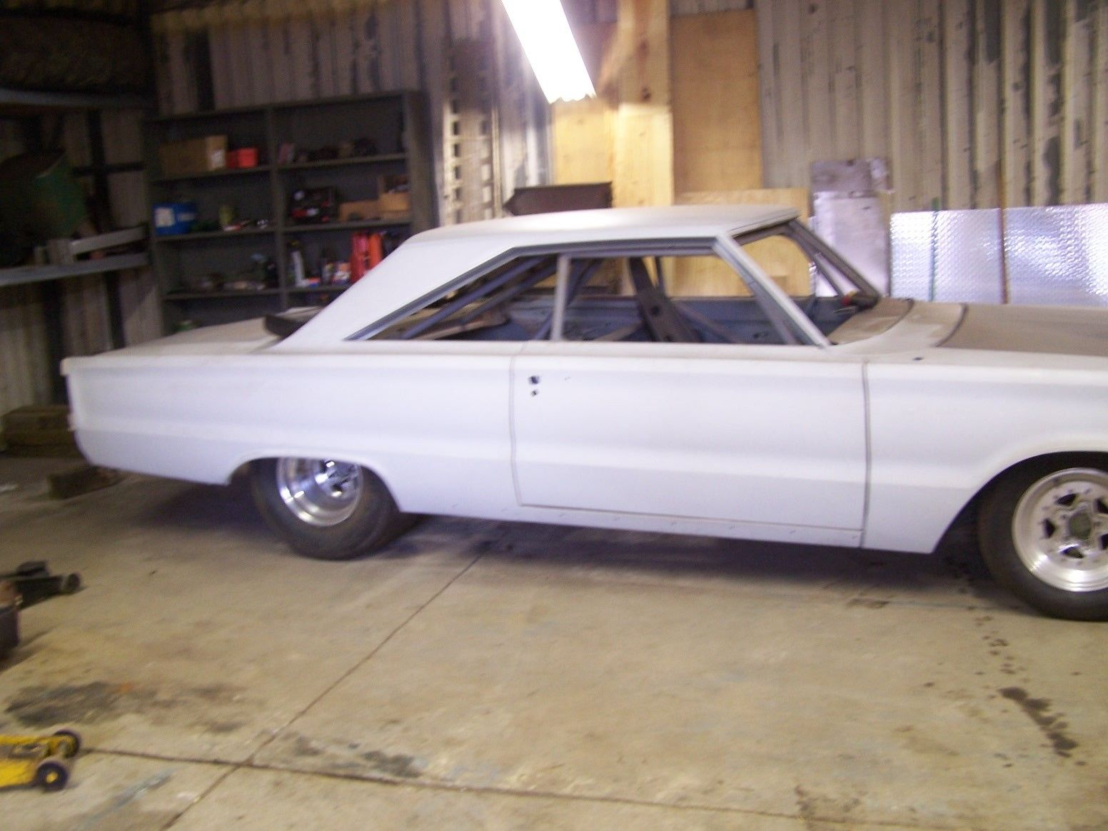1967 Plymouth Belvedere Ii Pro Street Project With Extras Gtx Wiring Diagram