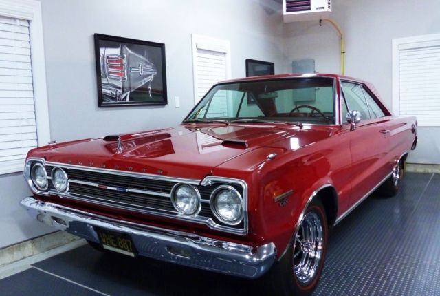 1967 Plymouth Gtx Numbers Matching Classic Plymouth Gtx
