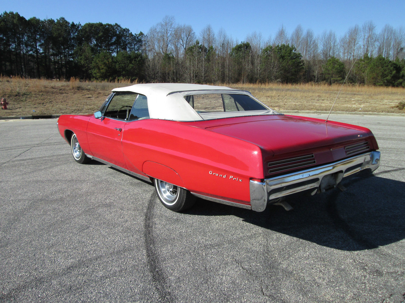 1967 pontiac grand prix convertible loaded with options low reserve 1969 Pontiac Grand Prix Convertible 1967 pontiac grand prix convertible loaded with options low reserve