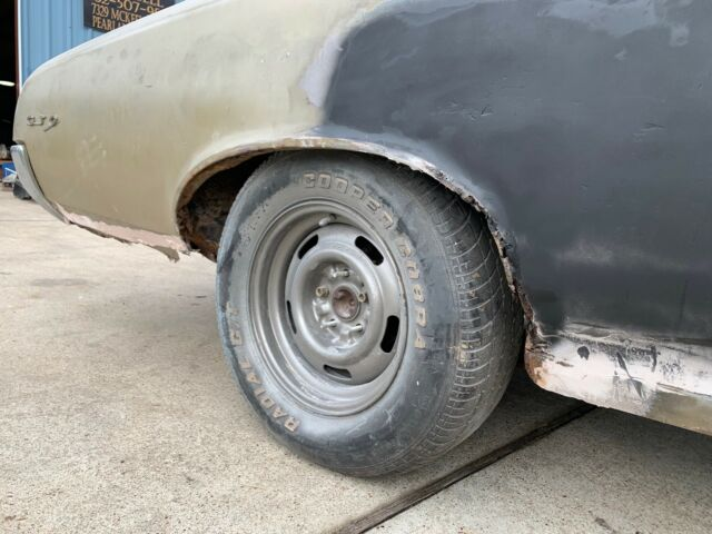1967 Pontiac Gto 400 Project Car For Sale: 1967 PONTIAC GTO 400 PROJECT FACTORY AC LOTS OF OPTIONS