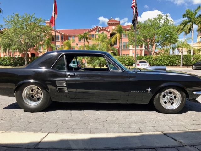 1967 Pro Street Mustang Gt Classic Ford Mustang 1967 For