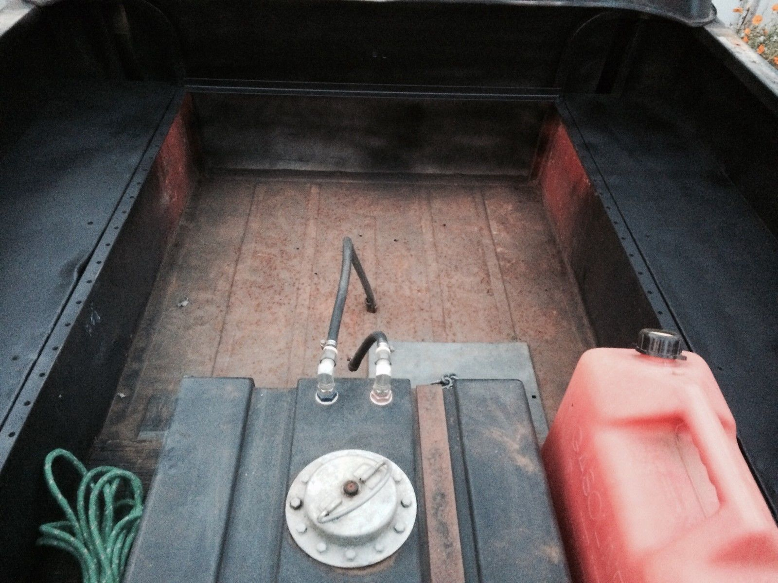 1967 Scout 800 4X4 with a 266 V8, gears, suspension, brake