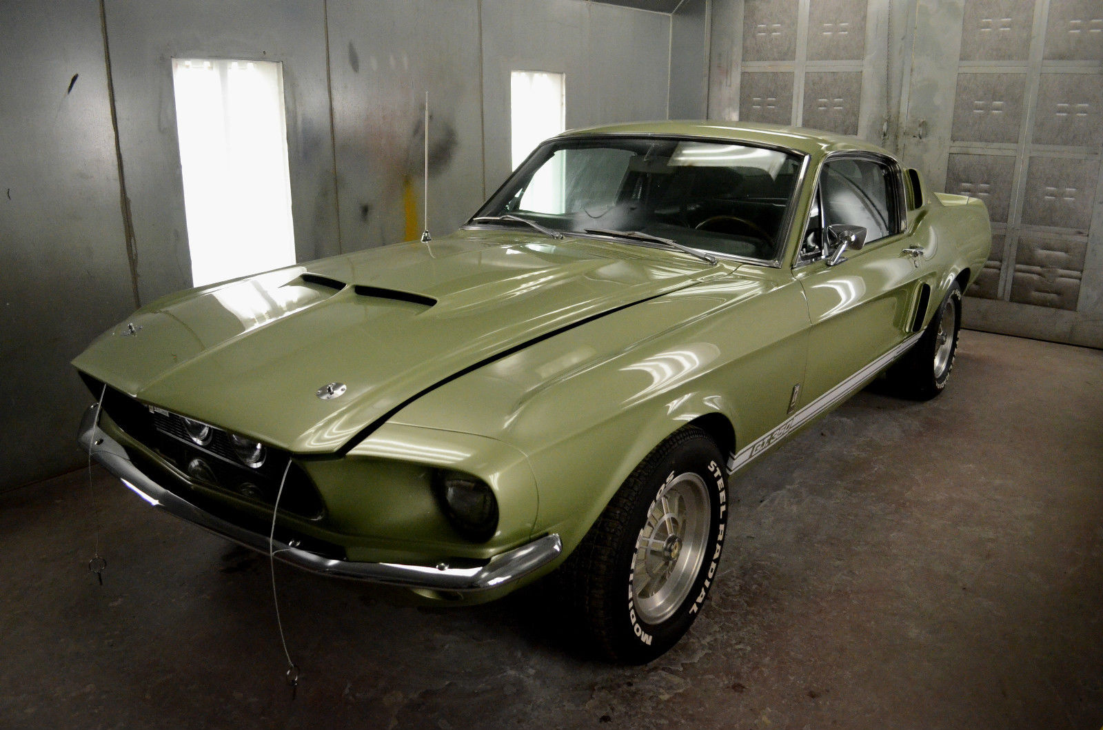 1967 Shelby GT350 Authentic Original and Verified SAAC