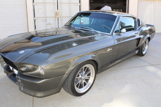 1967 shelby gt500 mustang eleanor classic ford mustang 1967 for sale. Black Bedroom Furniture Sets. Home Design Ideas