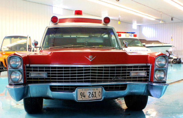 1967 S&S Cadillac Ambulance - Classic Cadillac Other 1967 ...