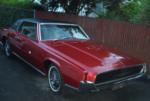 Used Cars For Sale Portland Oregon >> 1967 Thunderbird Tudor Landau two door 428 - Classic Ford ...