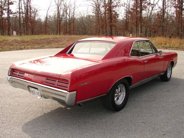 1967 Pontiac Gto 400 Project Car For Sale: 1967 TRUE GTO PHS DOCS 400 4 SP,TRADE FOR BARN FIND,HOT