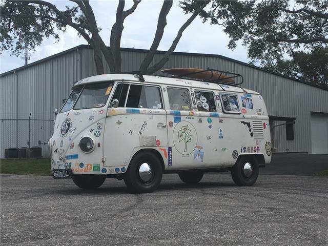 1967 volkswagen 11 window bus so42 pop top camper rare for 1967 split window vw bus