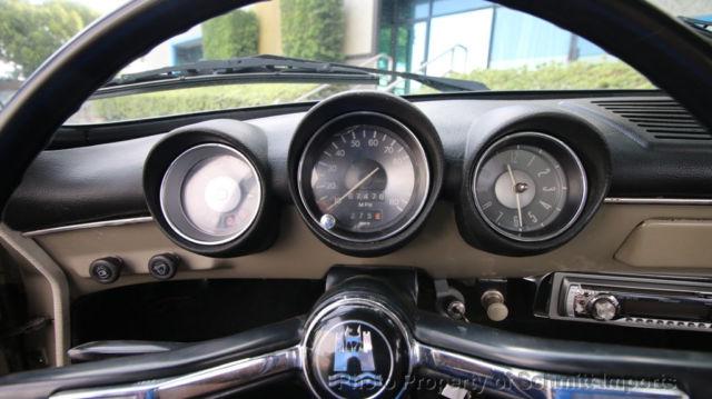 1967 Volkswagen 1600 Fastback, Fully Restored, No Rust