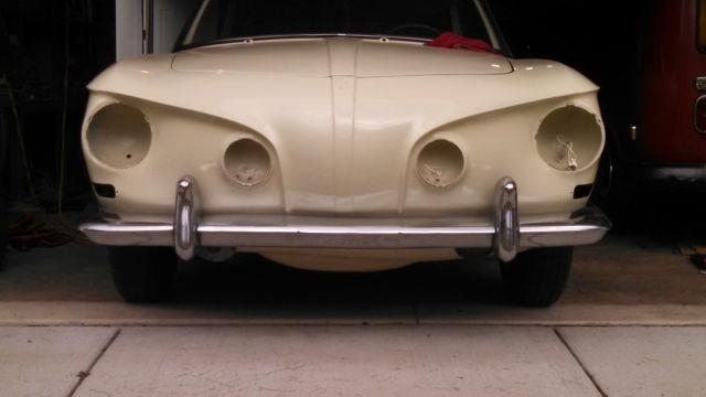 1967 Volkswagen Type 34 Karmann Ghia Classic Volkswagen