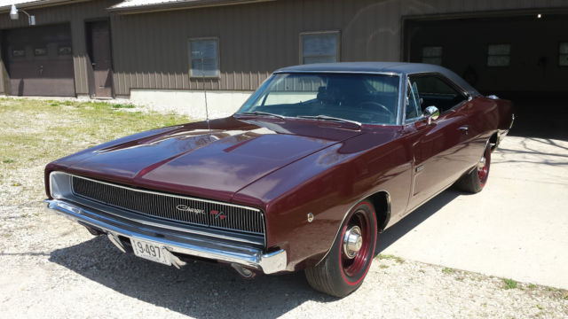 1968 426 hemi 4 speed classic dodge charger 1968 for sale. Black Bedroom Furniture Sets. Home Design Ideas