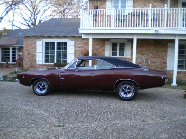 1968 426 hemi dodge charger r t export car authenticated j code no reserve classic dodge. Black Bedroom Furniture Sets. Home Design Ideas