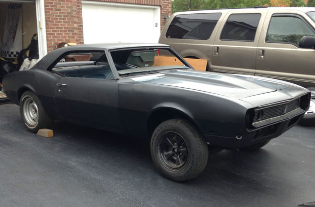 1968 Camaro Project For Sale >> 1968 67 68 Chevy Chevorlet First Gen Camaro Project Car