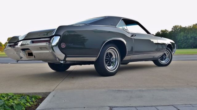 How Much Is A Car Paint Job >> 1968 68 Buick Riviera GS - Classic Buick Riviera 1968 for sale