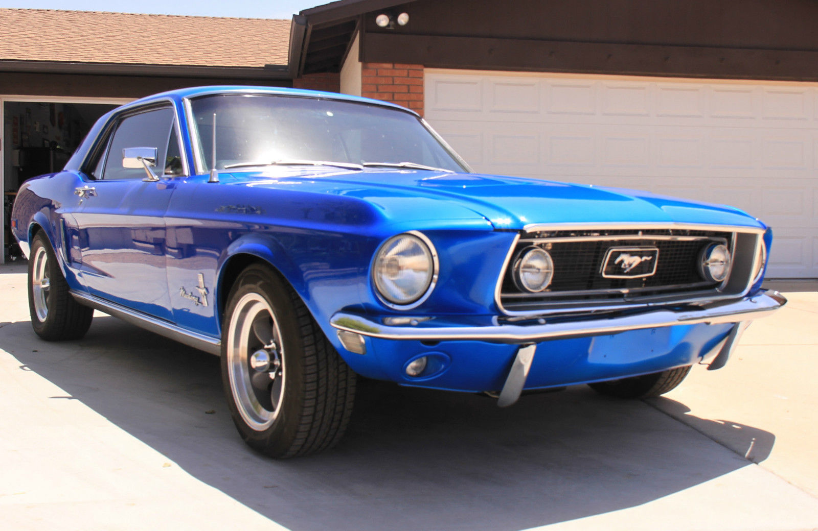 68 ford mustang coupe car autos gallery - Ford mustang vintage ...