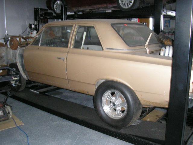 1968 Amc Rambler American 2 Door Coupe Not Amx Javelin