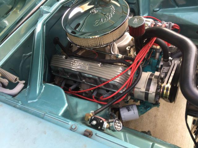 Tci Torque Converter >> 1968 AMC RAMBLER HOT ROD PRO STREET - Classic AMC Other 1968 for sale