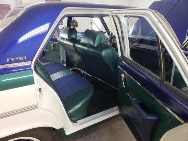 1968 American Rambler Classic 4 Door Car Classic Amc