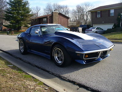 1968 Baldwin Motion Corvette - Classic Chevrolet Corvette ...