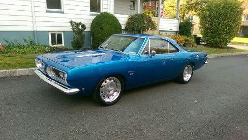 1968 Barracuda Classic Plymouth Barracuda 1968 For Sale