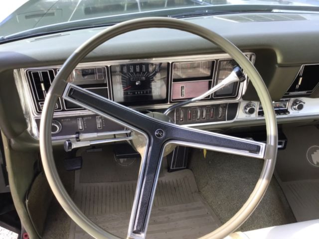 1968 Buick Riviera Gs Completely Original 54 000 Miles Classic Buick Riviera 1968 For Sale