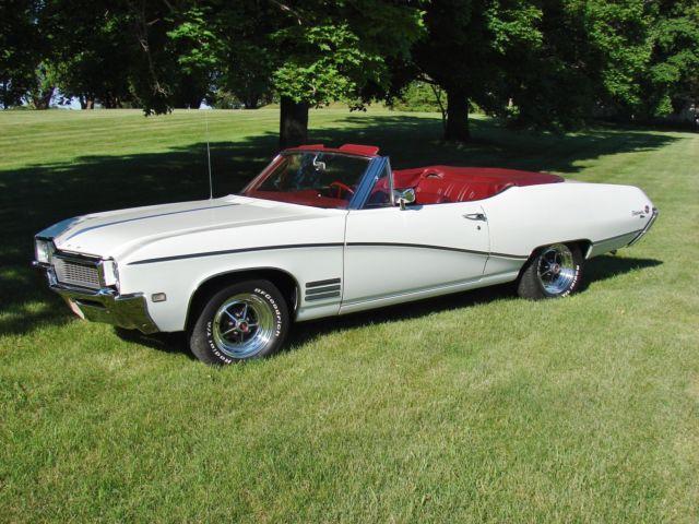 1968 Buick Skylark Convertible. Very Low Miles - Classic Buick Skylark ...