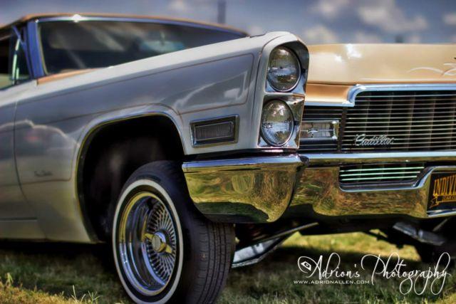 cadillac coupe de ville convertible lowrider classic cadillac deville   sale