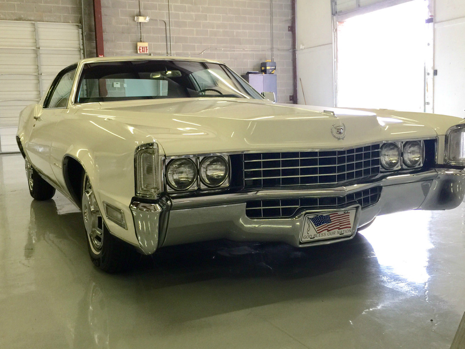 1968 cadillac eldorado 472 engine two owner car 78 543 original miles classic cadillac. Black Bedroom Furniture Sets. Home Design Ideas